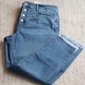 Loft Jeans, Size 12
